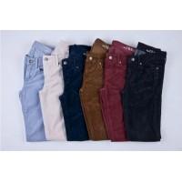 BAG Pantalones cotele mujer Primera y segunda