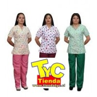 Bag Tyc 20kilos ropa clinica hospital uniformes clinicos PRIMERA CALIDAD