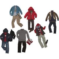 Bag tyc 20kg ropa niños invierno PRIMERA CALIDAD