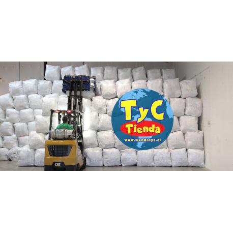 CONTAINER DE DISFRACES 100 fardos 20kg credencial