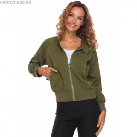 Cortaviento y chaquetas mujer 1era con 2da