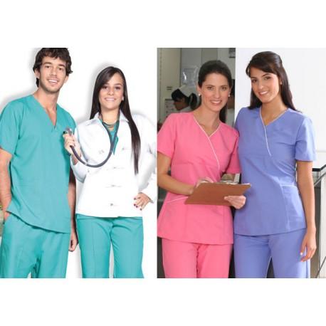 Fardo uniformes clinicos DIRECTO USA